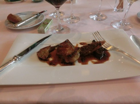 Pigeon Restaurant le Montrachet