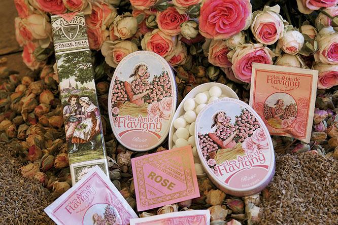 Les plus jolies boîtes de bonbons