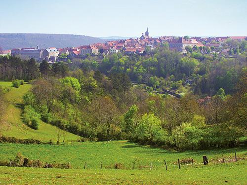 Flavigny, parmi les plus beaux villages de France